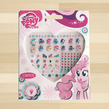 My Little Pony Nail Art Water Tattoo Decal Stickers