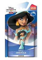 Toys-Disney Infinity 2.0 Character - Jasmine /Video Game T (UK IMPORT)  GAME NEW