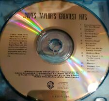 James Taylor, James Taylor's Greatest Hits, 1976, Warner Bros. **CD ONLY**