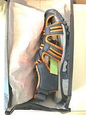 Marco Vitale Men's Athletic Sandals: DAARK Blue/9.5 Marco Vitale