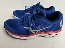 Mizuno Wave Inspire11 Men's Walking/Running Shoe, Blue Size 7 US