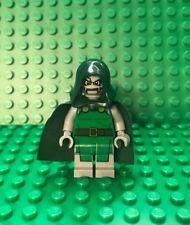 Genuine LEGO Dr. Doom Minifig Marvel Super Heroes 76005