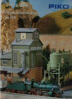 PIKO 1995 & 1996 Modelleisenbahnen in H0 49 Seiten  B-17119