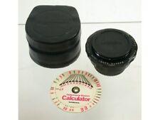 KOMURA Telemore Zoom Nikon 2x-3x Tele Konverter extender SANKYO KOHKI selten /18