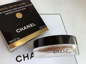 Chanel Soleil Tan De Chanel Bronze Universel Bronzing Makeup Base New Boxed