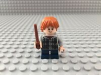 Lego Ron Weasley Minifigure from Harry Potter sets 75955 & 75950