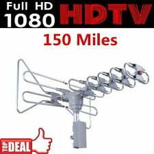 Super HDTV Digital Amplified Motorized Rotating Outdoor Antenna (SC-603) MC AP