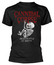 Cannibal Corpse 'Butchered At Birth Baby' T-Shirt - NEW & OFFICIAL!