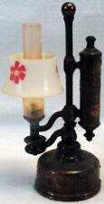 Vintage STUDENT OIL LAMP Novelty Pencil Sharpener MINIATURE DOLLHOUSE SIZE