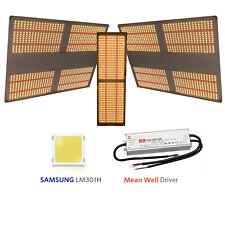 QUANTUM LED Light V3 550+660nm X1 units, 2x 350+660nm LM301H CUSTOM BUNDLE!