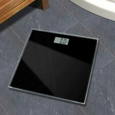 Salter 9006 Electronic Digital Bathroom Scale - Black