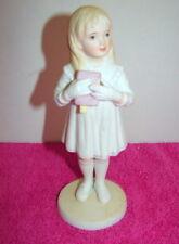 A Child's World Frances Hook Porcelain Sunday School 1980 SIGNED