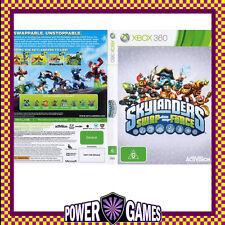 Skylanders Swap Force Game Only (Microsoft Xbox 360) Brand New