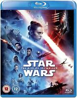 Star Wars The Rise Of Skywalker - Blu Ray -  UK Stock New & Sealed