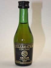 Cognac CAMUS CELEBRATION 40% vol 0,029 L MINI BOUTEILLE bottle miniature BOTTELA