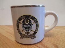 "Boston Bruins Mask 3.5"" Ceramic Mug"