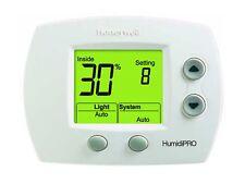 Honeywell H6062A1000 HumidiPRO Dig. Humidistat/Dehumidistat H6062A 1000
