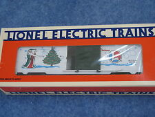 1996 Lionel 6-19945 Holiday Merry Christmas Box Car New in Box L1615
