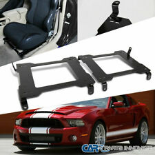 05-14 Mustang Tensile Steel Racing Seat Bucket Laser Welded Mounting Brackets