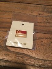 Pin Badges From Signapore...