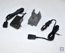 Streamlight Strion Fast Charger 74102 + AC Wall Cord 22060 + DC Car Cord 22051