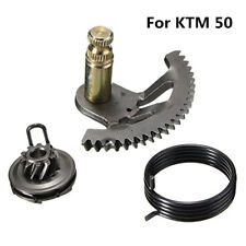 Motorcycle Kick Start Shaft Sleeve Gear Spring Kit for KTM 50 50SX JUNIOR PRO