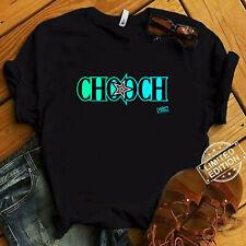 JERSEY SHORE CHOOCH Unisex T Shirt Black Cotton S-6XL