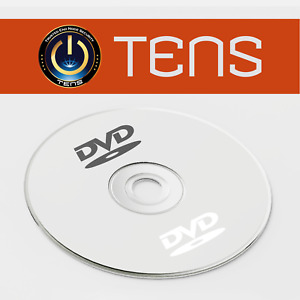 TENS Linux 64-Bit Live DVD Bootable LPS NSA Level Security