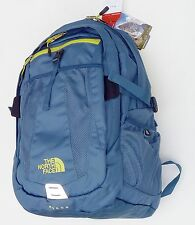 The North Face Recon Laptop Backpack Pack-Diesel Blue/Acid Yellow CE81W2N-OS Bag