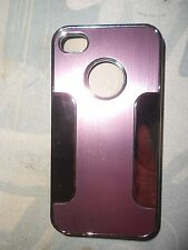 HARD CASE METALIC FOR IPHONE 4 4S