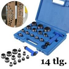 Locheisen Set Handwerkzeuge Lochen Leder Dichtung Carbon Steel BC