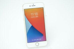 SIM FREE iPhone7 32G Gold sim unlocked shipping from Japan No.490