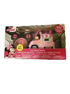 Disney Junior Minnie Ice Cream Truck RC