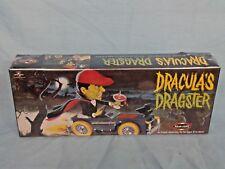 Aurora DRACULA'S DRAGSTER ~ Model Kit Universal Pictures Polar Lights reissue.