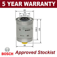 BOSCH Filtro De Combustible Gasolina Diesel n4103 1457434103