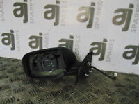 TOYOTA YARIS SR 2008 PASSENGER SIDE FRONT DOOR MIRROR (NO MIRROR) 87940-0D210