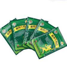 Effective Tiger Balm Patch Plasters Pain Relief Muscle Back Large White Oil G9
