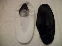 Capezio Athenian Gymnastic Shoe 110 Adult Split Sole Leather New