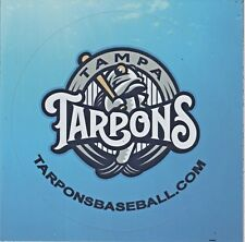 2018 Tampa Tarpons Magnet Disk - Perfect for Vehicles