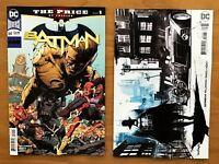 Batman 64 2019 Chris Burnham Main Cover + Sean Murphy Cover B Variant DC NM+