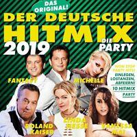 Der Deutsche Hitmix 2019 CD NEU OVP