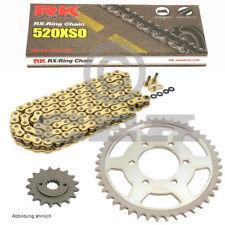 Kit de Cadena Polaris Blazer Trail 330 08-10, RK GB 520XSO 78 , abierto, Oro