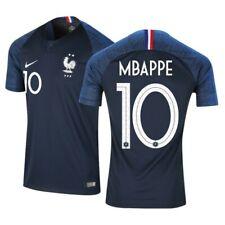 Maillot de Foot équipe de France 2018 ! Avec ou sans flocage ! MBAPPE, POGBA..