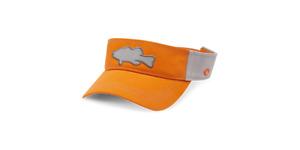 Costa Reflective Fishing Visor - Bass - Orange - Free Shipping