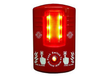 Howler Site Alert Battery Operated Fire Alarm SA01 Safety For Building/Camp Site
