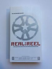 "2001 real skateboards ""Real to Reel� Vhs"