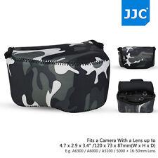 JJC Ultra Light Camera Pouch Case Bag for Sony A6300L A6000L A5100L 16-50mm Lens