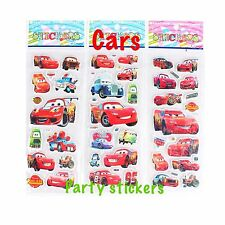 Disney Cars 3 Stickers Bundle Of 10 Packs. Ideal For Birthday Party Bags