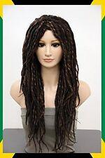 Japan Original Dreadlocks Full Long Wig Wig Cap Gift W-323 C/Ga Hl