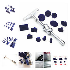 13Pcs Car Body Paintless Dent Repair Tools PDR Puller Hail Removal & lifter Tabs